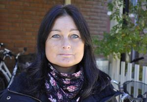 Camilla Myrland, 41, arbetssökande, Pilgrimstad