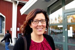 Anna Berkestedt Jonsson, socialchef i Krokoms kommun. Foto: Ingmar Reslegård