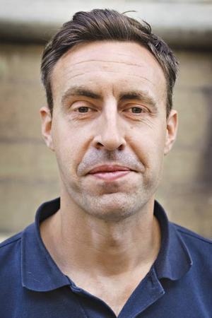 Tobias Tengelin är rektor för den nystartade MoveITgymnasiet i Gävle.