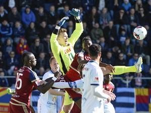 Andreas Andersson debuterade i allsvenskan när Gefle IF föll med 2–1 mot Djurgården efter ett sent segermål på övertid.