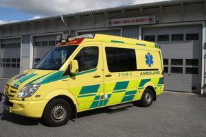 Extra ambulansen blir kvar i Sollefteå