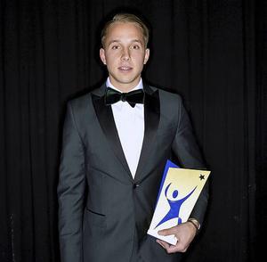 U21-landslaget fick två priser. På plats fanns Patrik Carlgren.