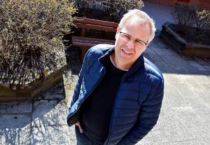 Kulturchef Peter Gunnarsson hoppas och tror på ett positivt besked för ansökan om bygdeavgiftsmedel till en ny mobil utescen.