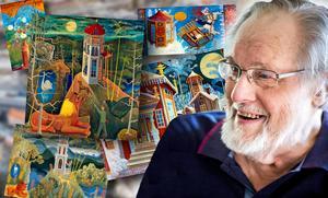 Konstnären Mårten Andersson kan få en egen konsthall på SJ-området.