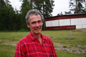 Johan Fallenius är inte okänd i Hassela. Det var han som drev ungdomslägret Myggbiten under några somrar.