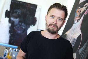 Konstnären Jesper Waldersten gör sin största utställning hittills på Vida museum och konsthall på Öland.