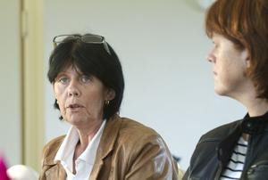 MER ATT ÖNSKA. Marie Nilsson är föreståndare på boendet för ensamkommande flyktingbarn i Torsåker. Hon tycker att förutsättningarna för att driva boendet måste förbättras.