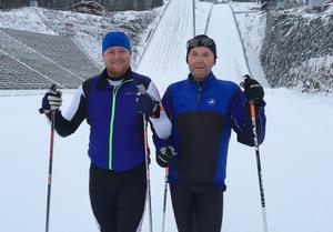 Niklas och Benny Ström accepterar prissättningen - om än något motvilligt.