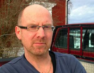 """""""Det känns som ett stort usch"""", säger Mikael Westin, (C), Kullsta."""