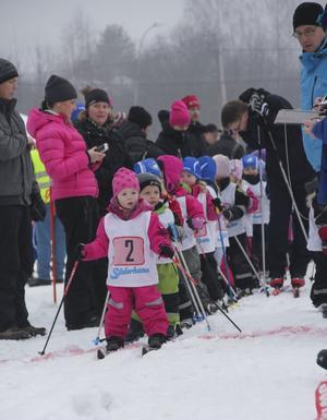 Bella Granath är första startande i Östansjös olympiska på söndagen.