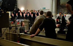 """Norska filmen """"Hjem till jul"""" spelades också in i Jämtland.foto: ulrika andersson"""