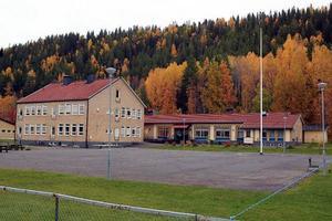 Kyrktåsjö skola föreslås läggas ned...