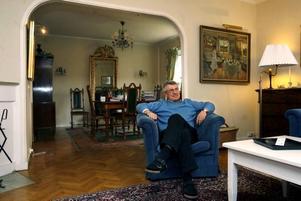 Efter 25 år på Borgarskolan tycker Olof Leijonhufvud att han gjort sitt.