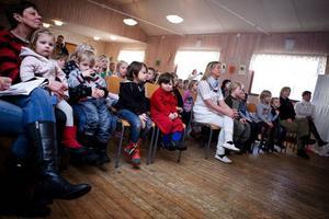 Publiken uppskattade musikalen Gryningsljus