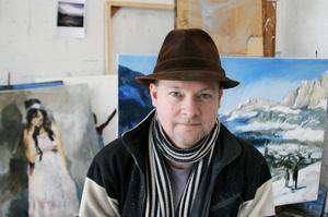 Ola Rosling, konstnär.