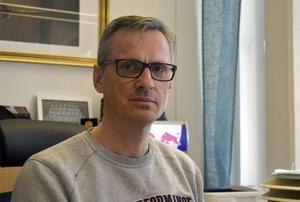 Polisens förundersökningsledare, Henrik Blusi.