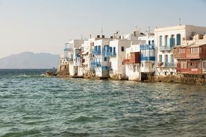 Grekland är det näst populäraste landet i sommar.