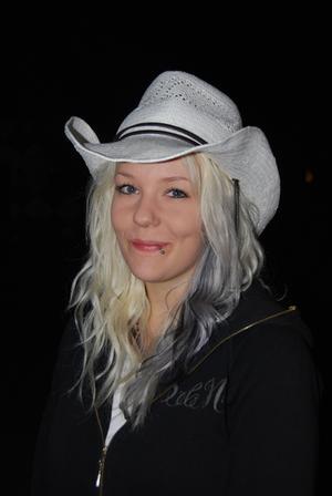 Johanna Carli, 17, Kopparberg.