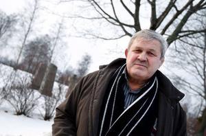 """""""Sammanslagningen i Strömsund är en process som borde få ta flera år"""", säger Pelle Svensson. Foto: Therése Ny/Dagbladet"""
