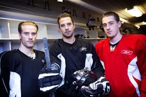 Stefan Svanbom, Magnus Nilsson och Jesper Paepke är åter klara för spel.