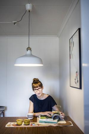 – Jag har alltid ritat, ända sedan jag var liten, berättar Anna Åhlén.