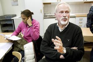 Lars Pettersson från Sveriges Pensionärsförbund är en av dem som kräver att Region Gävleborg ger bättre information till äldre.