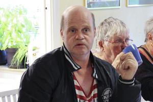 Billy Nilsson, ordförande i Kris, har varit i kontakt med många som har kritiska till att Laxebase gjor brottsdomar sökbara på internet.
