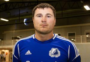 Dalibor Ivkovic valde Skinnskatteberg för Fagersta Södra.