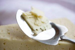 Bildtext 13: Västerbottensost slår faktiskt självaste parmesan i många fall.Foto: Leif R Jansson/TT