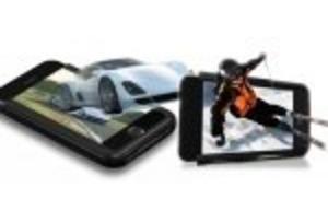3D utan glasögon med Iphone