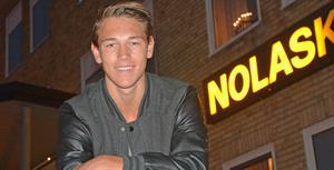 Talangfulle Rasmus Engström lämnade Anundsjö för att få mera speltid i Friska Viljor.