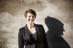Nästa år kommer uppföljaren till Solveig Vidarsdotters debutbok Isvittring ut i bokhandeln.