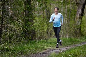 Malin Ewerlöf Krepp arbetar i dag som personlig tränare i löpning och löpteknik.