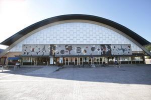 Gamla sporthallsbadet ska få en ansiktslyftning som präglas av dumsnålhet från kommunens sida.
