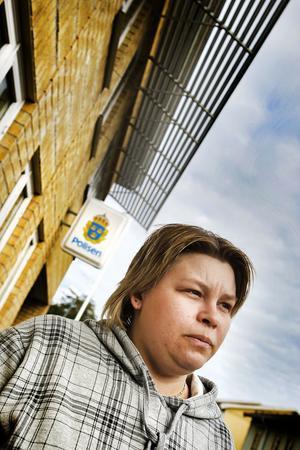 Camilla Evertsson var på sin vakt och insåg att det handlade om ett bedrägeriförsök.