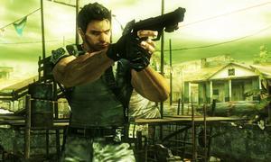 """Inte så spännande. """"Resident Evil The Mercenaries 3D"""" är i grunden inget nytt spel utan baseras på minispelet med samma namn som fanns inbakat i """"Resident Evil 5""""."""