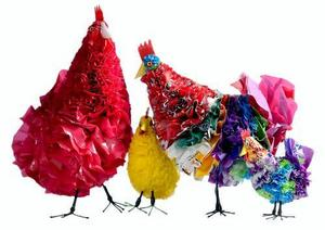 Ägg, lamm och kycklingarhör påsken till.