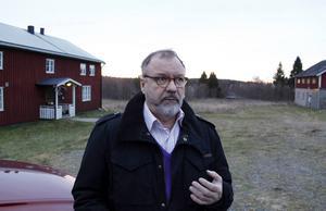 Per-Arne Frisk (S), socialnämndens ordförande i Timrå kommun.