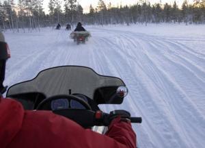 Snöskoteråkning blir nu möjligt även för privatpersoner i Norge.