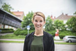 Carolina Andersson, koordinator för