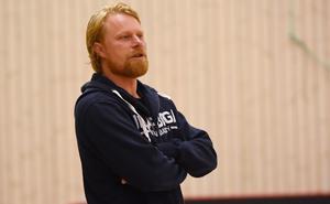 IFK Arboga-tränaren Jesper Gräf.