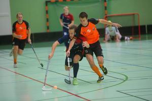 Nils Melander och hans Sundsvall City IBC tar sig an Timrå IBC på fredag kväll i Sporthallen.
