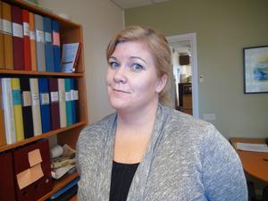 Anna-Carin Svedén är näringslivschef i Krokom.
