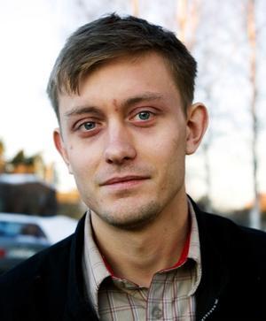Joakim Bydén, 24 år, butiksmedarbetare, Sundsvall:– Jag har bara gjort det tre gånger. I år blir det nog bara någon liten grej.