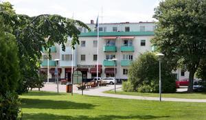 Tor 2 och 3. Fastigheterna i Ludvika som Anders Skoglund förvärvat är helt uthyrda.