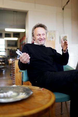 Rolf Anderzon driver Hackås Maskin & Kultur.