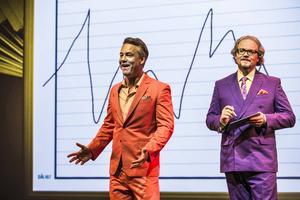Henrik Schyffert och Fredrik Lindström förlänger turnén med sin humorshow