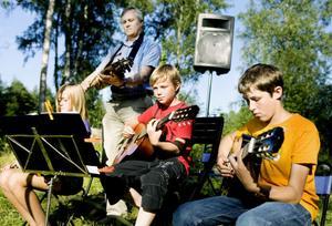 Sverker Åkered spelade