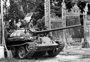 Saigon 30 april 1975.