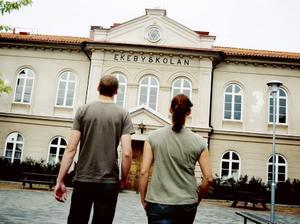 Vallaskolan och Ekebyskolan får gemensam skolledning i höst.